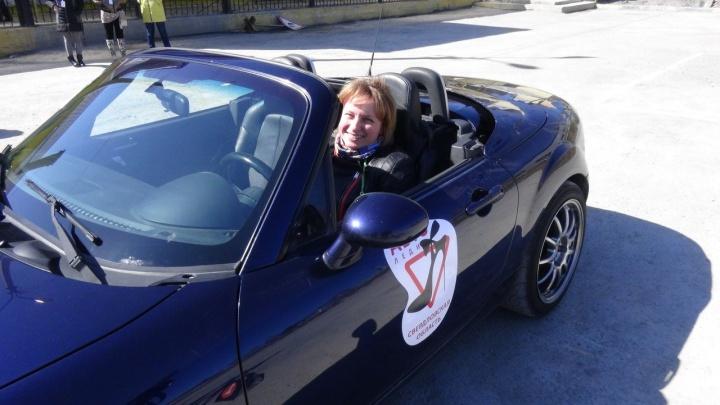 На «Екатеринбург Арене» выберут лучшую женщину-водителя области