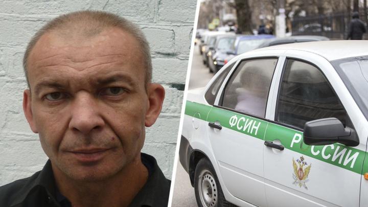 В Новочеркасске из колонии-поселения сбежал убийца