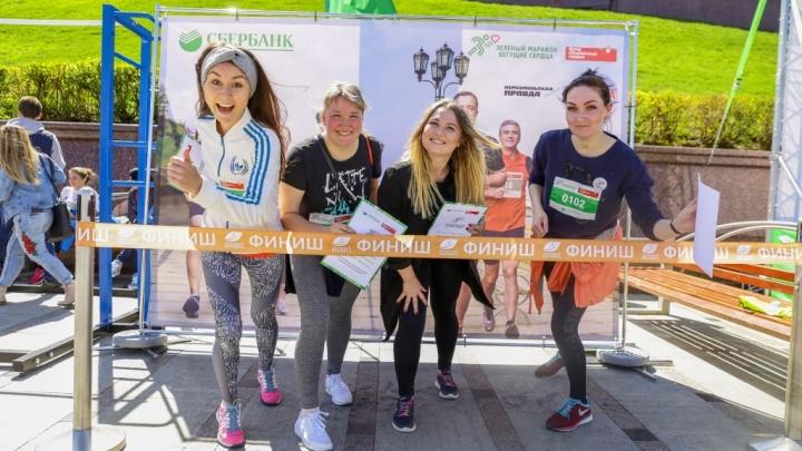 В День защиты детей тюменцев приглашают на «Зеленый Марафон»