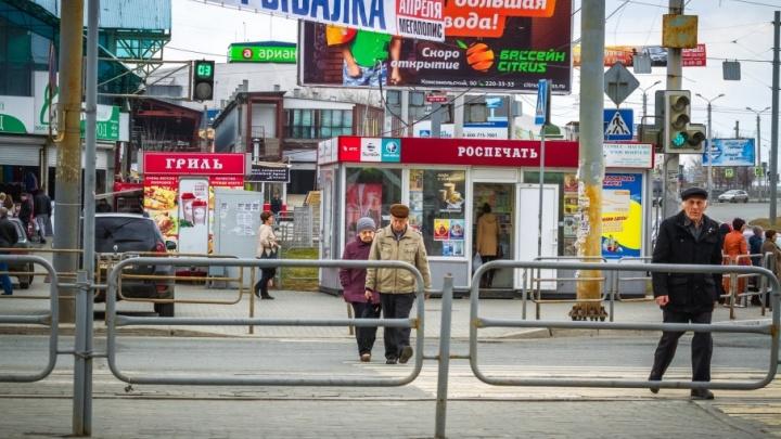 Челябинские бизнесмены выступили против единых правил размещения рекламных вывесок