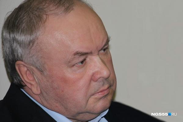 Сам Олег Шишов на заседание не явился