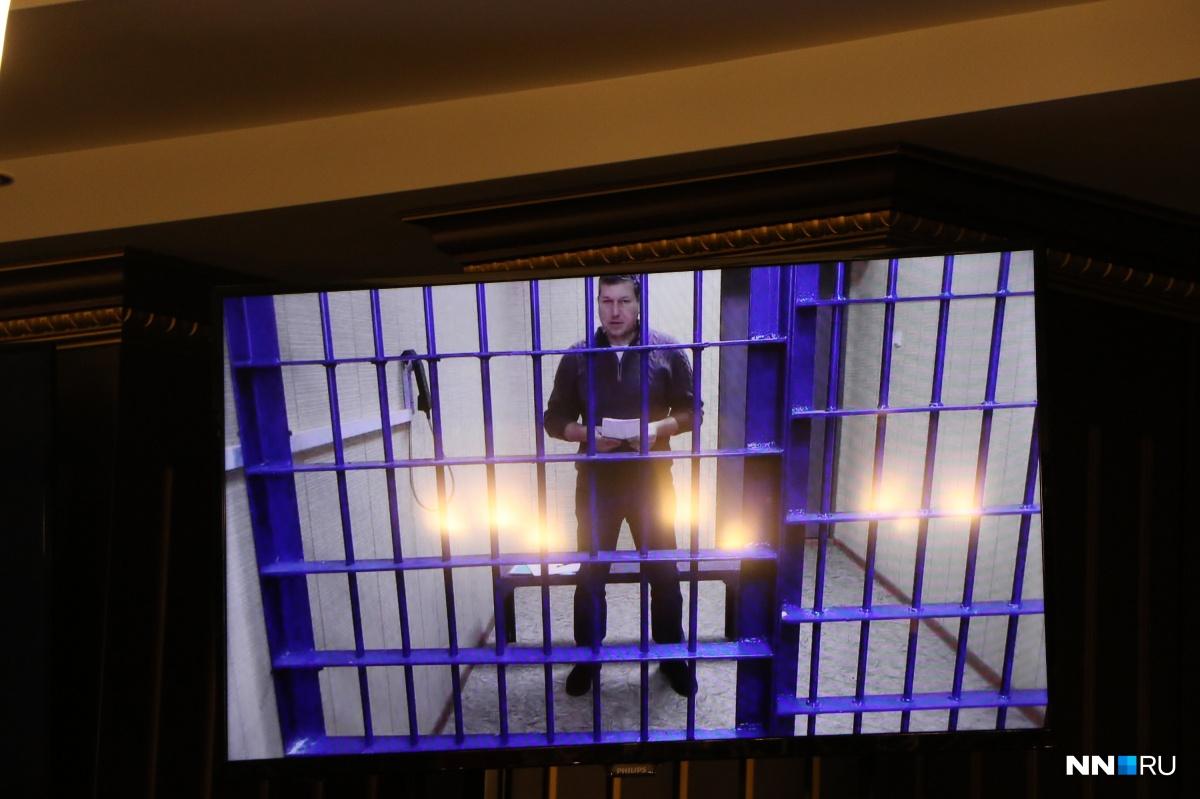 Олега Сорокина приговорили к десяти годам строгого режима