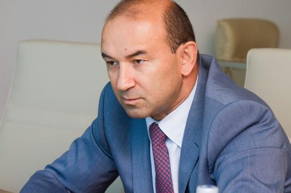 Вадим Ванеев пока не комментирует ситуацию