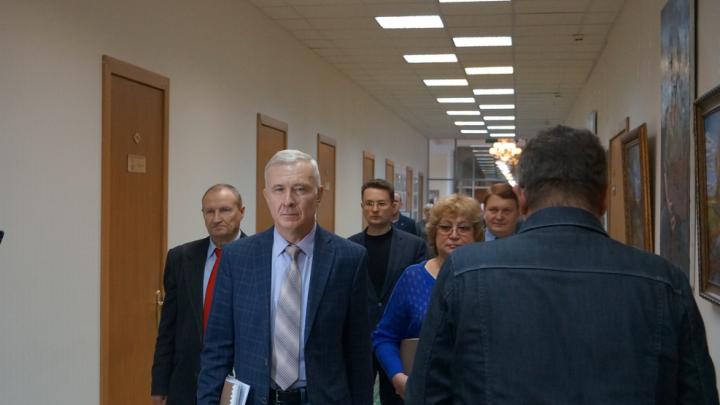 Депутатам Нижегородского заксо придется рассмотреть возврат прямых выборов мэра