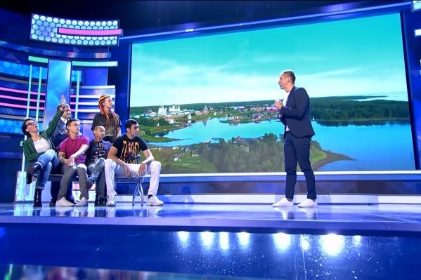 КВНщики предложили устраивать презентацию России для москвичей