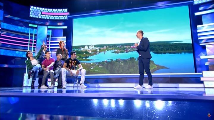 В КВН показали Соловки, когда шутили, что «Москва — не Россия»
