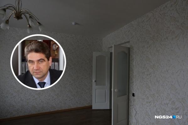 Андрей Артибякин стал главой Боготола в 2008 году, а последний раз был переизбран в 2015 году