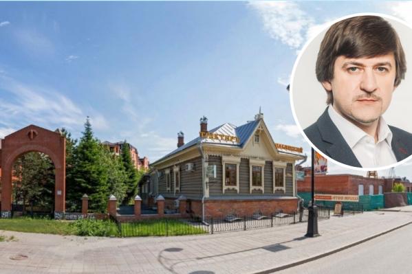 Инцидент в трактире с участием Максима Афанасьева случился в день назначения его на пост мэра