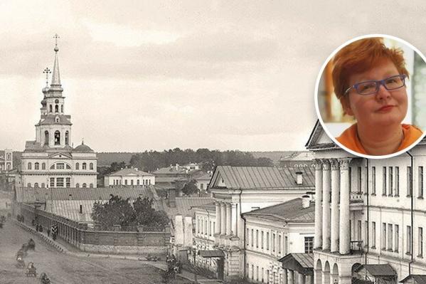 Татьяна Мосунова рассказала,как строили церкви в царской России