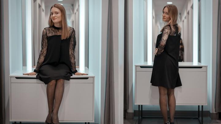 Чёрное, бордо или зелёное: выбираем платье для новогодней ночи в омских магазинах