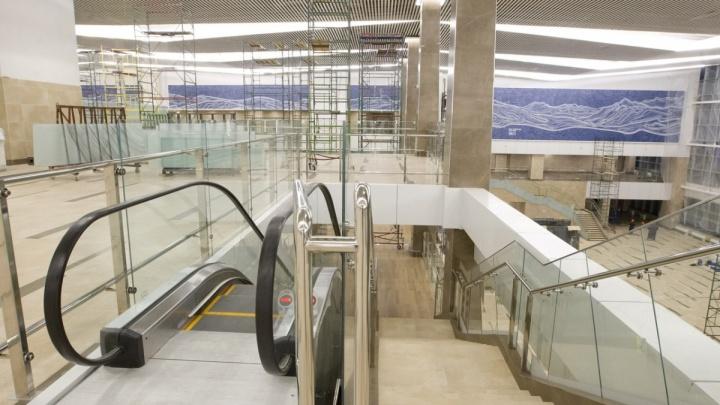 Общественник раскритиковал навигацию и частоту объявлений в новом терминале аэропорта
