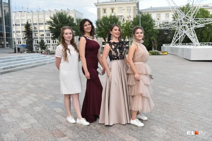 В этом году ребята из СУНЦ УрФУ отмечали выпускной во Дворце молодежи