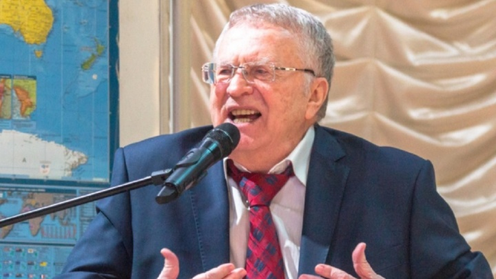 Хинштейн против Жириновского: самарский депутат подал в суд на лидера ЛДПР