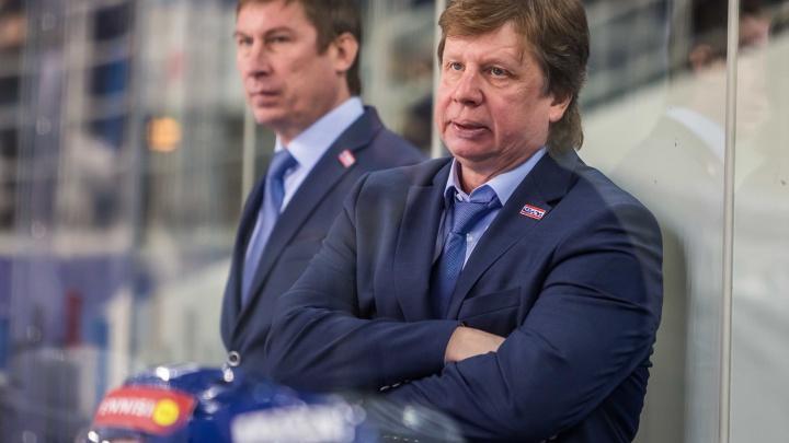 Тренеров хоккейного клуба «Лада» отправили в отставку