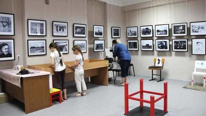 Водил меня Серёга: в Новосибирск привезли картины Ван Гога в 3D