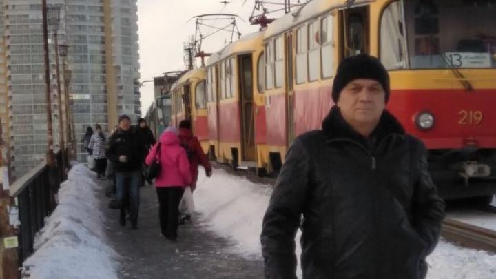 На мосту у «Таганского ряда» встали трамваи
