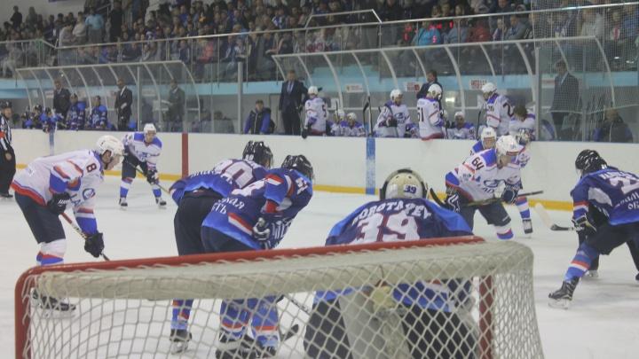 Волжское дерби на льду: тольяттинская «Лада» переиграла ЦСК ВВС на старте сезона ВХЛ