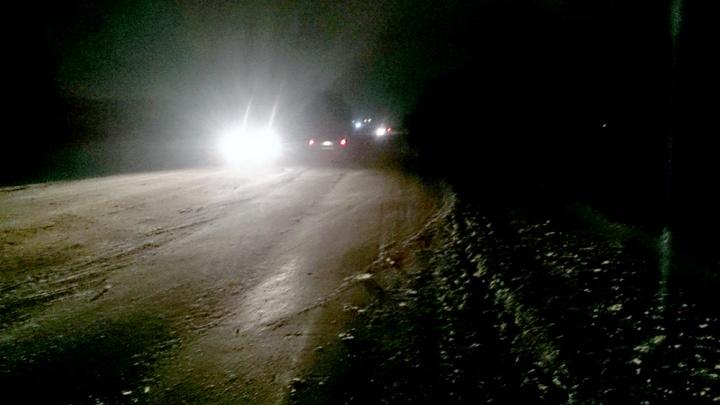 В Кольцово насмерть сбили пешехода. Следствие уверяет, что водитель не виноват