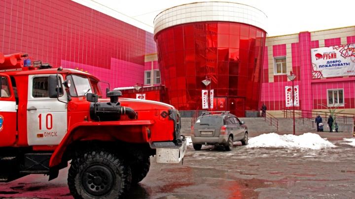 Детей, которые смотрели мультик в «Рубине», попросили выйти из здания