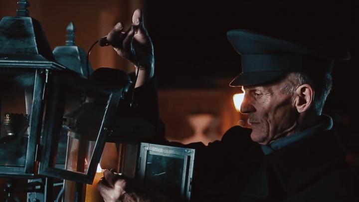 Не просто фонарщик: омская студия сняла короткометражку о добре