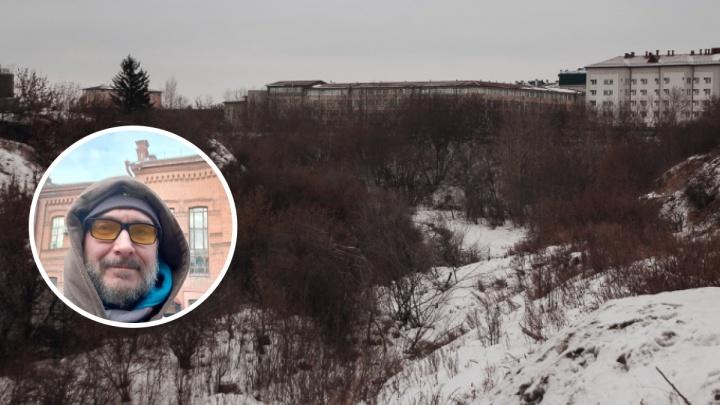 «Только бог спасёт Тюменку от убийства властями»: колонка доцента ТюмГУ о кампусе в логе