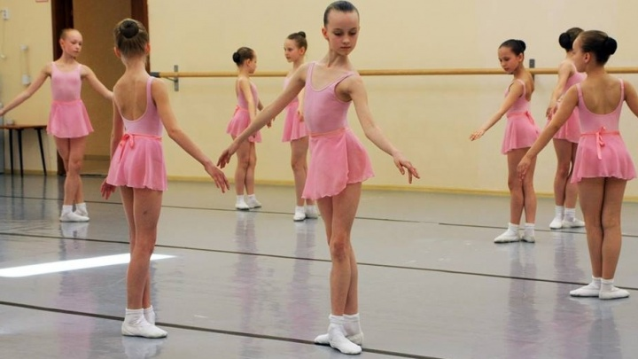 Главное - гибкость и чувство ритма: в Екатеринбурге среди пятилеток ищут будущих звёзд балета
