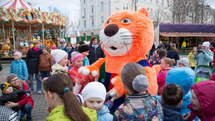 Праздник мороженого, «Котляндия» и космопузыри: куда в Архангельске можно сходить с ребенком 1 июня