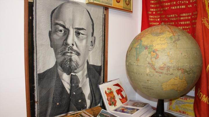 «Сделано в СССР»: в Кургане появился музей для скучающих по Стране Советов