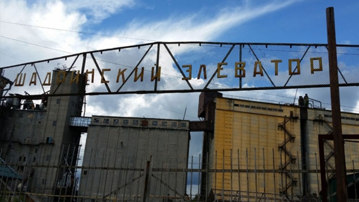 В Шадринске элеватор планируют превратить в арт-объект