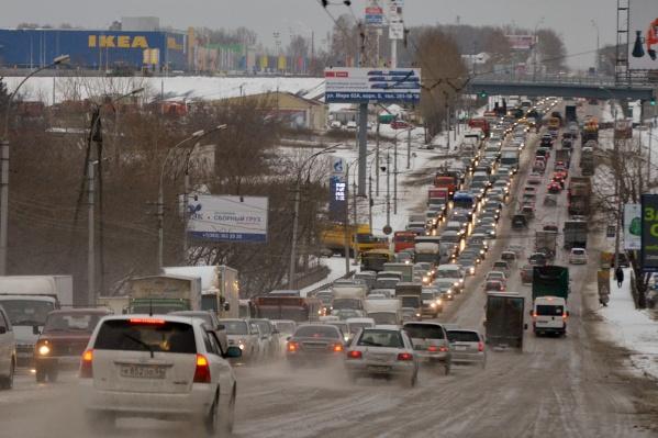 ДТП с гибелью случилось прошлым летом в районе остановки «Тульский мост»