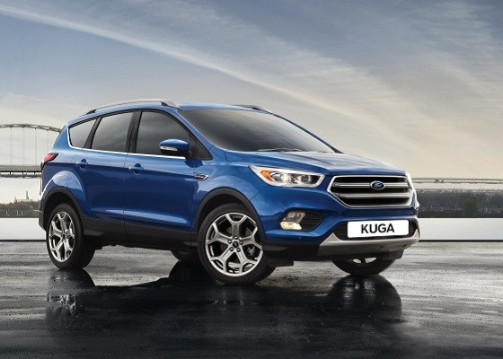 Контрольные испытания нового кроссовера Ford Kuga пройдут в Екатеринбурге 11 февраля