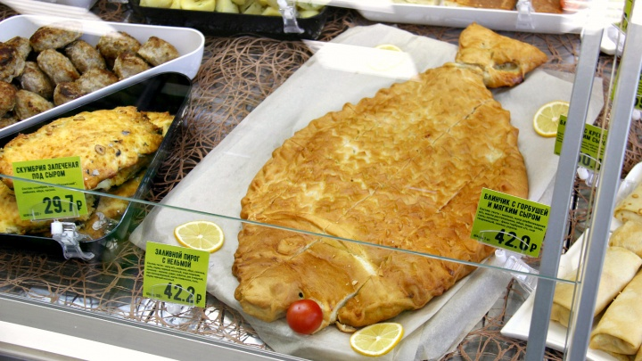 Владельцы ГУМа открыли в нём первую рыбную кулинарию