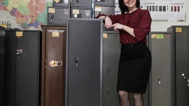 Тюменская компания запустила производство сейфов, которым нет аналогов в России