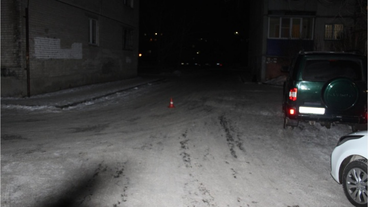 В Кургане и Шадринске водители сбили детей и уехали с мест аварий