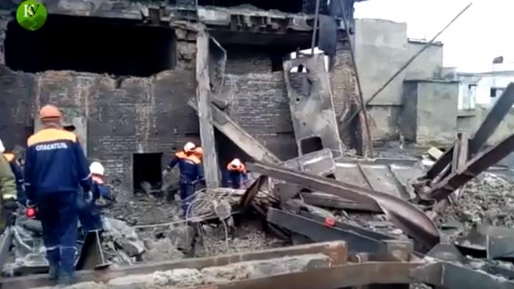 Один человек погиб: в Гуково обрушилась заброшенная шахта
