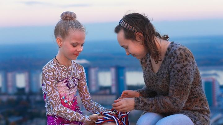 «Вместе с миром. Отражение»: успешные дети Волгограда снялись в фотопроекте с инвалидами