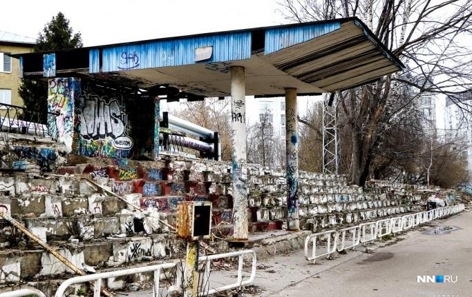 У нижегородцев решили узнать, как изменить заброшенный «Водник» — рассказываем, где высказаться