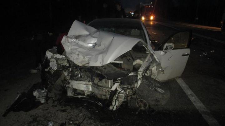 Тройное ДТП в Переславском районе: пострадали шесть человек, одна женщина в реанимации