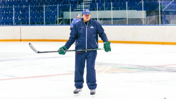 Новый сезон — новый тренер: «Салават Юлаев» обзавелся наставником