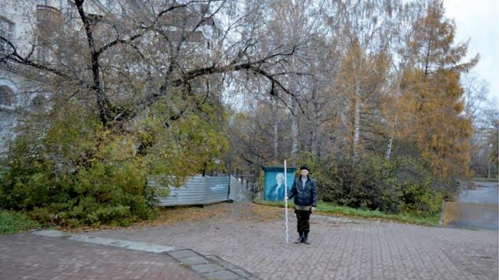 Археологи раскопали парк за Дворцом молодежи в поисках останков старинного ипподрома