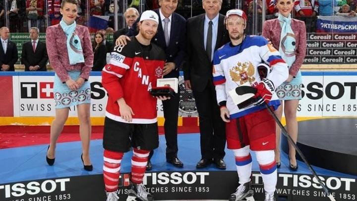 Екатеринбуржцам предоставили уникальную возможность выиграть билеты на финал ЧМ по хоккею