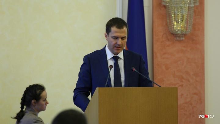 И. о. мэра Ярославля Владимир Волков заявил о готовности идти на второй срок