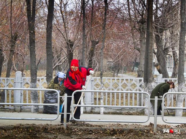Субботники в Челябинске начнутся уже на следующей неделе