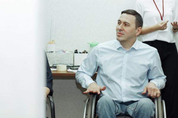 Роман Пономаренко, руководитель НРООИ «Ковчег»