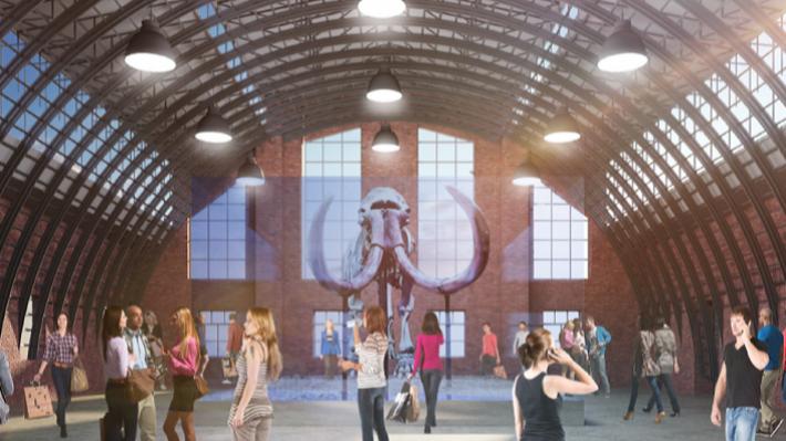 В Перми выбрали проектировщика музейных зданий на заводе Шпагина