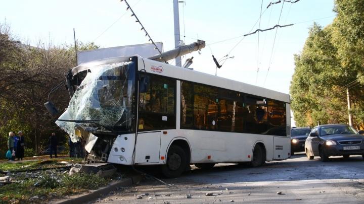 Стало больше: в Минздраве уточнили количество пострадавших в ДТП с автобусом в Самаре