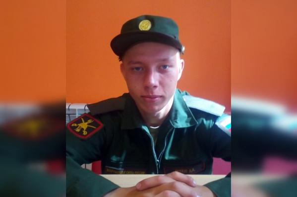 Дмитрий заступил на службу в июле 2018 года