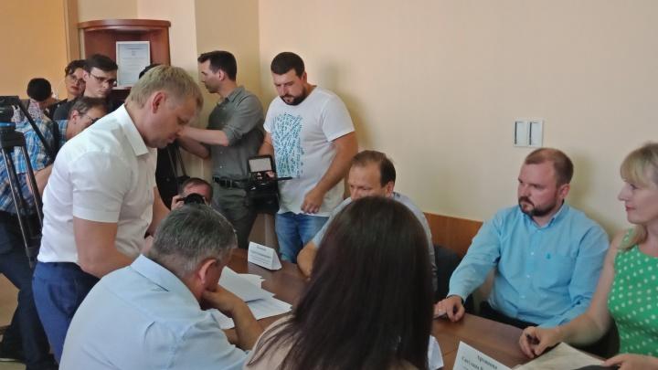 Комиссия отклонила заявку бизнесменов, которые хотели инвестировать 101 миллион в омские остановки