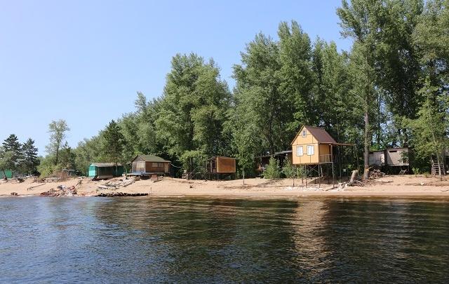 В Самарской области проверят документы у тех, кто ведёт строительство на берегу Волги