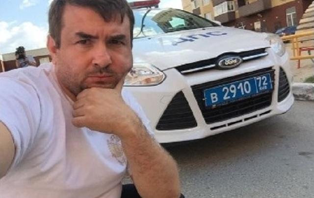 Водителя, прокатившего тюменца в ванне по центру города, оштрафовали